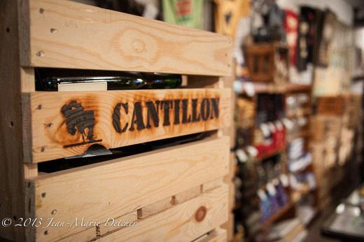 Cantillon Brewery barrels